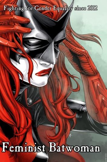 Feminist Batwoman