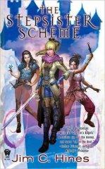The Stepsister Scheme Jim C. Hines Cover
