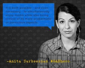 Anita Sarkeesian, Feminist Frequency, Problematic Media,