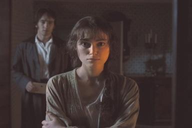 Pride and Prejudice, Mirror scene, Elizabeth Darcy